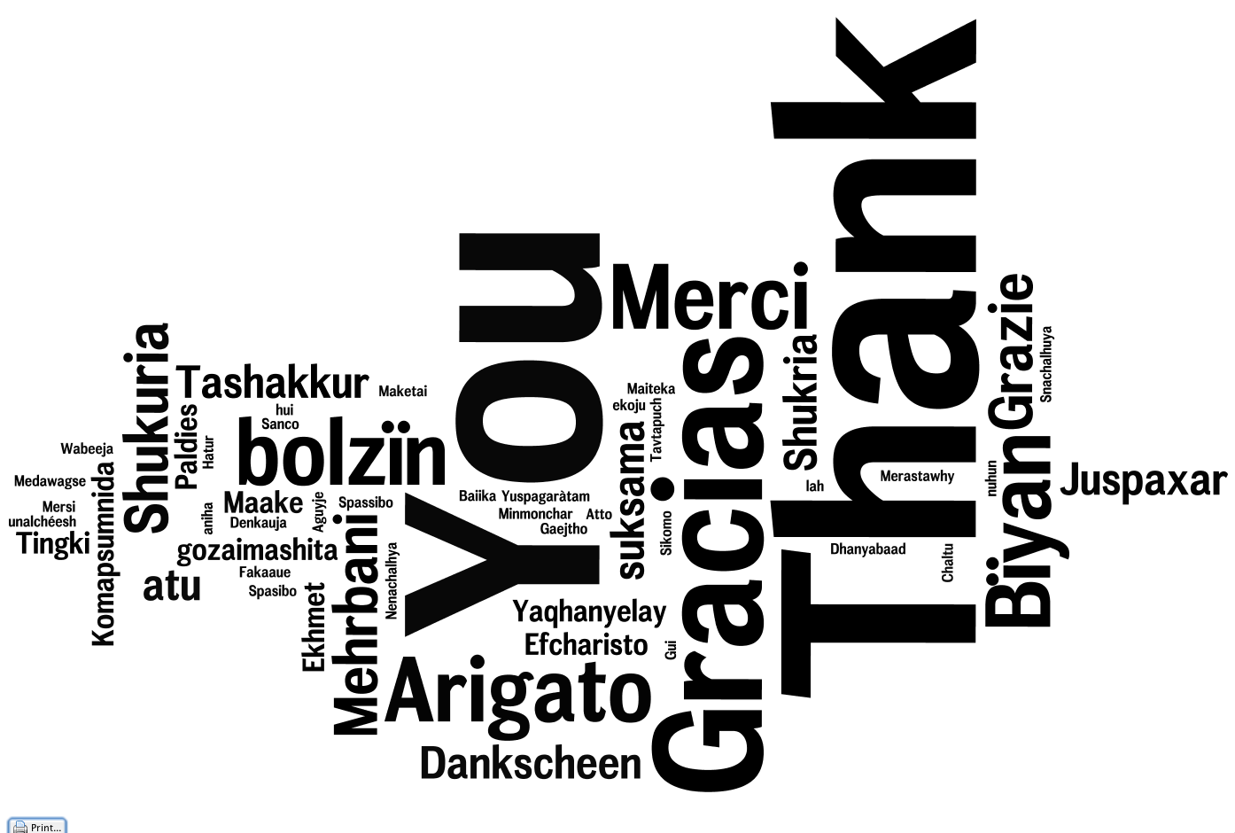thanks a million how to say thank you to donors the sometimes