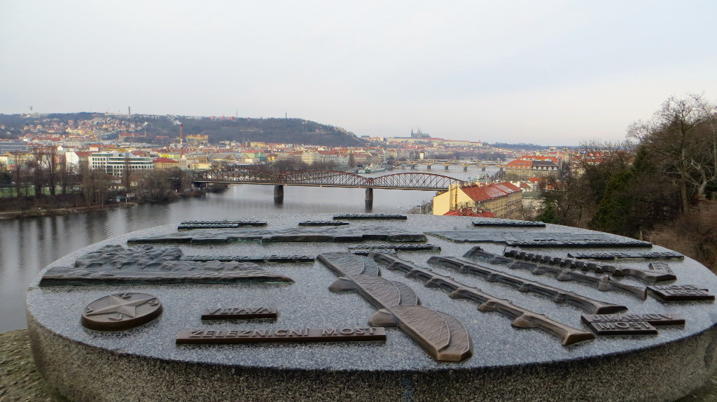 Prague - View From Vysehrad Fortress