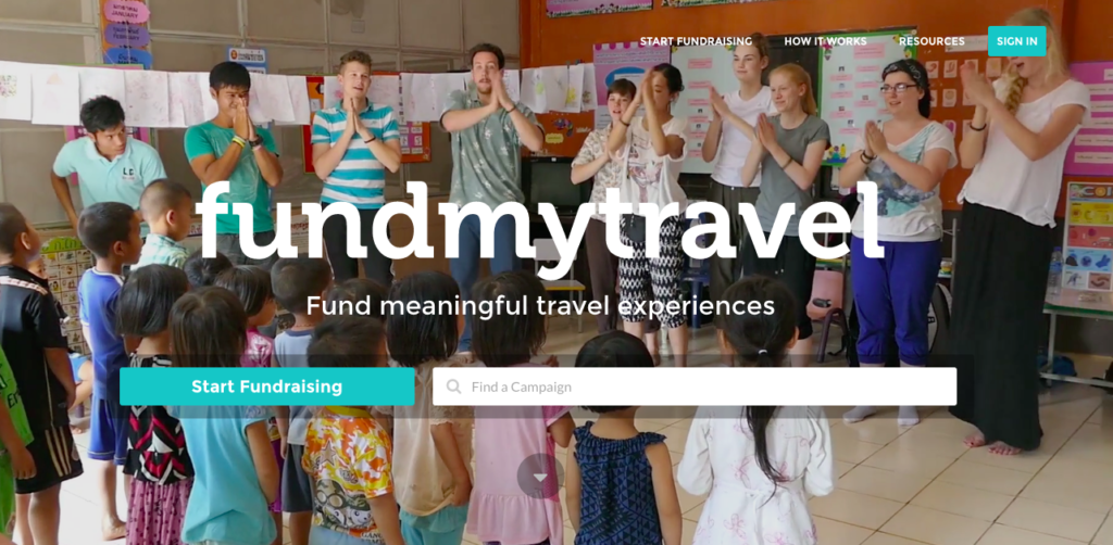 FundMyTravel
