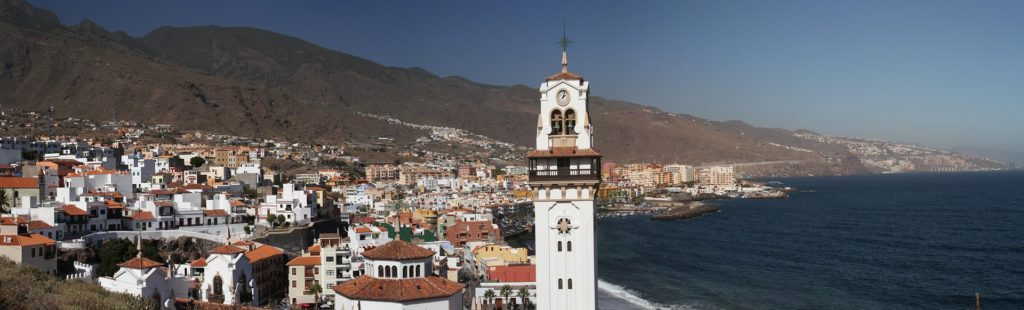 Spain - Source: https://pixabay.com/en/tenerife-town-canary-spain-spanish-1234642/