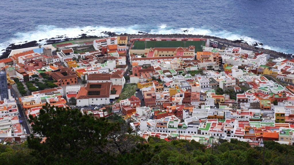 Tenerife, Source: https://pixabay.com/en/garachico-tenerife-island-beach-953940/