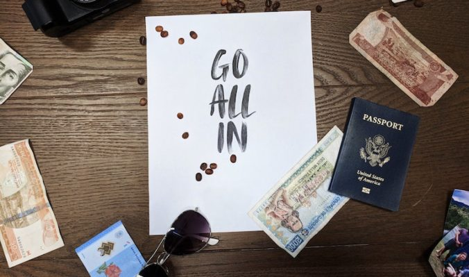Travel with student debt